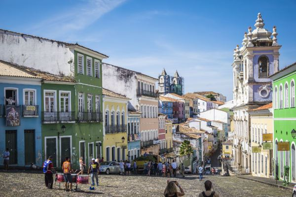 brazilian old town