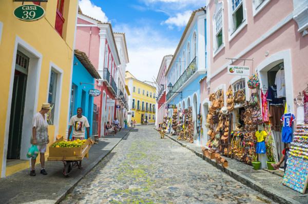 brazilian street view