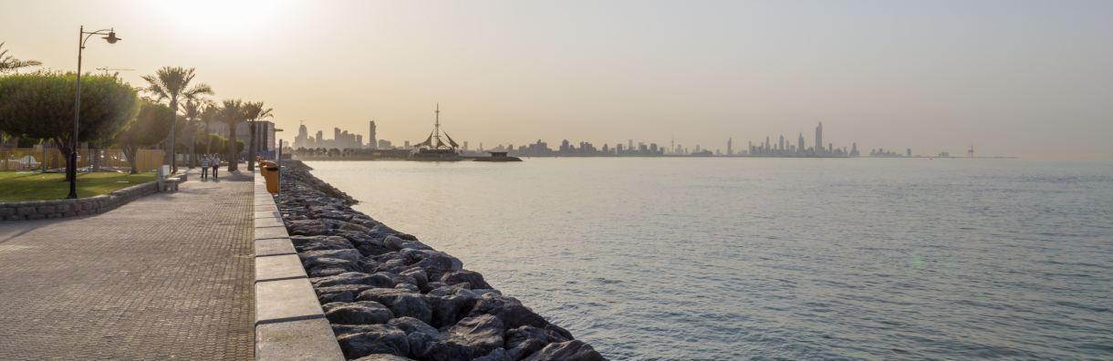 kuwait sea side