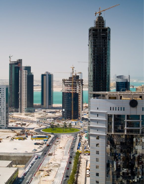 qatar new city development
