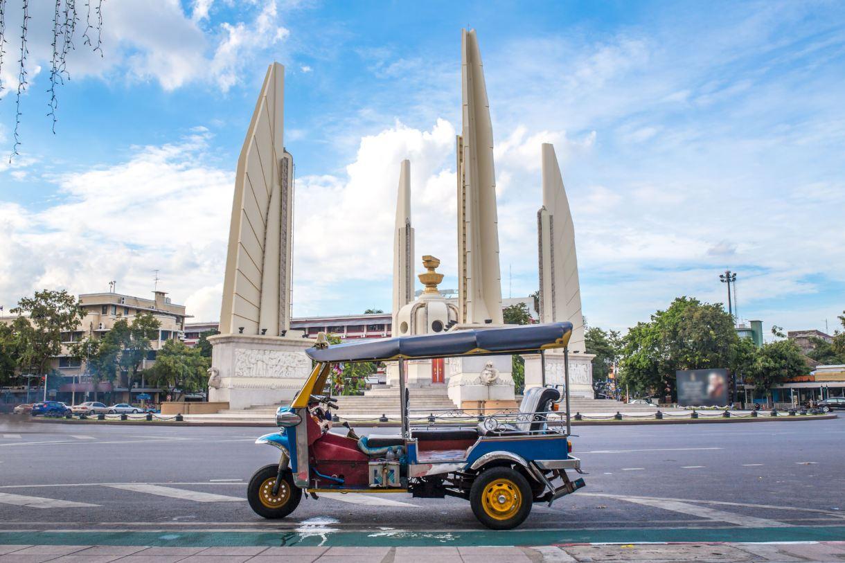 thai public transport vechile
