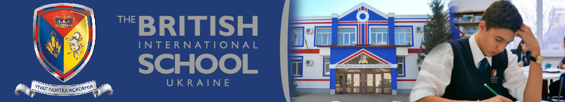 The British International School Ukraine
